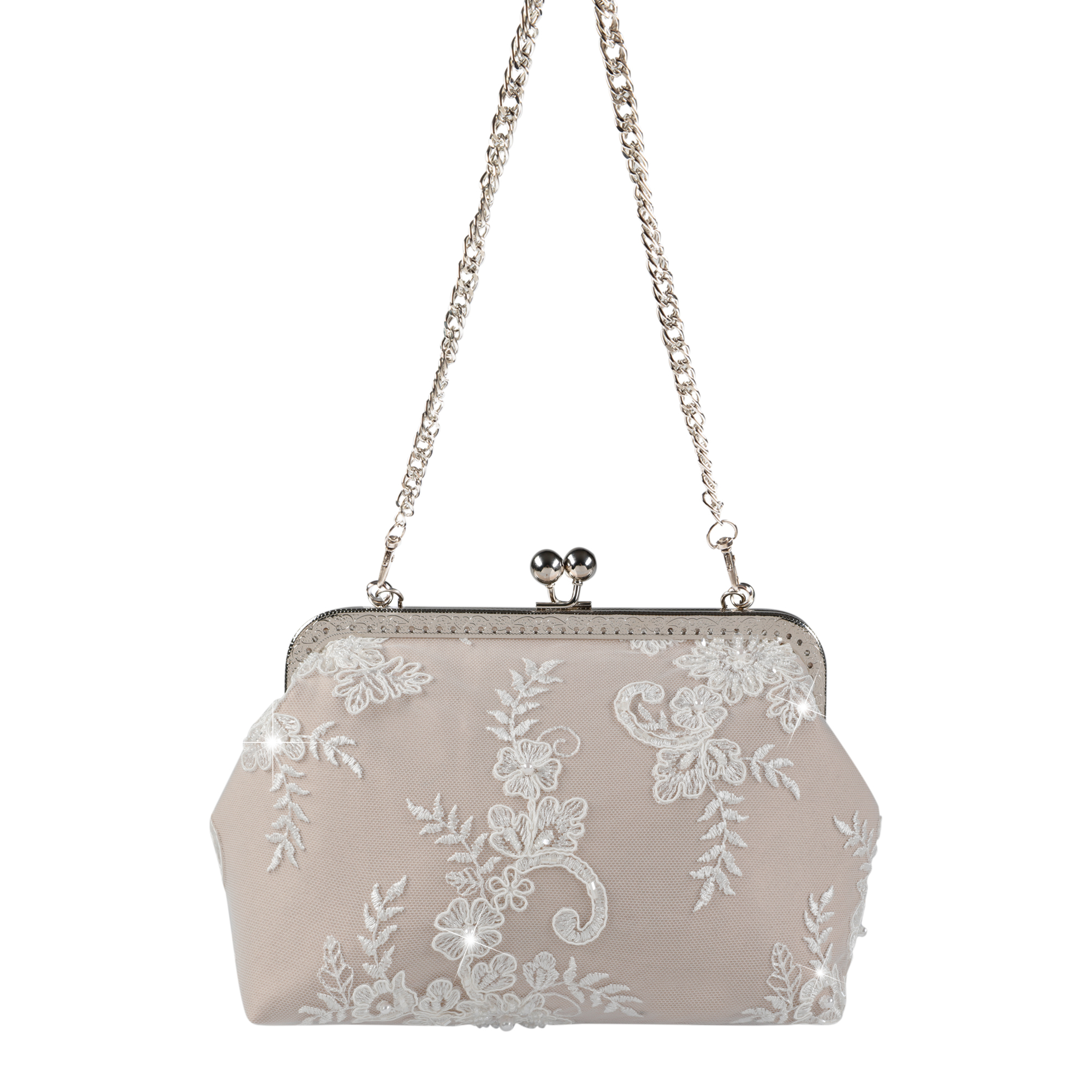 Women's Custom Design Beige Bag