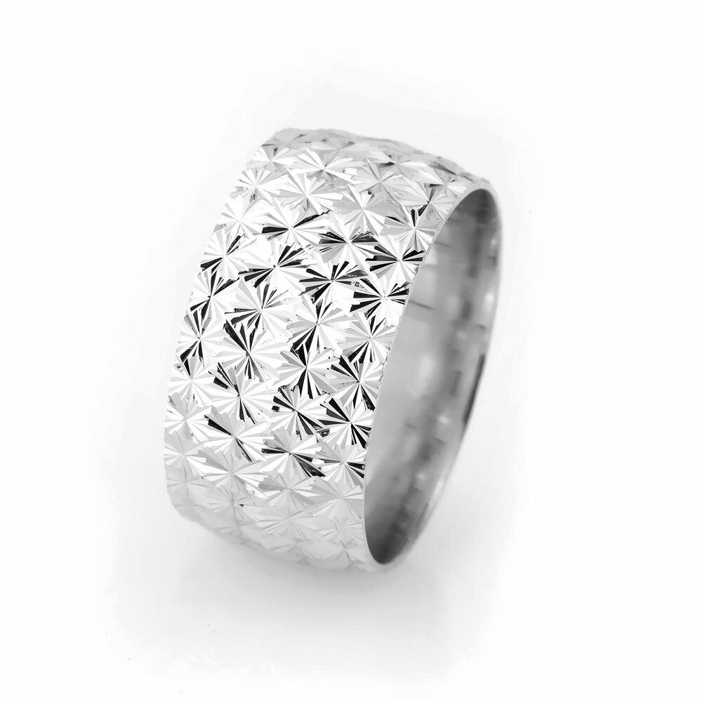 925 Carat Silver Wedding Ring