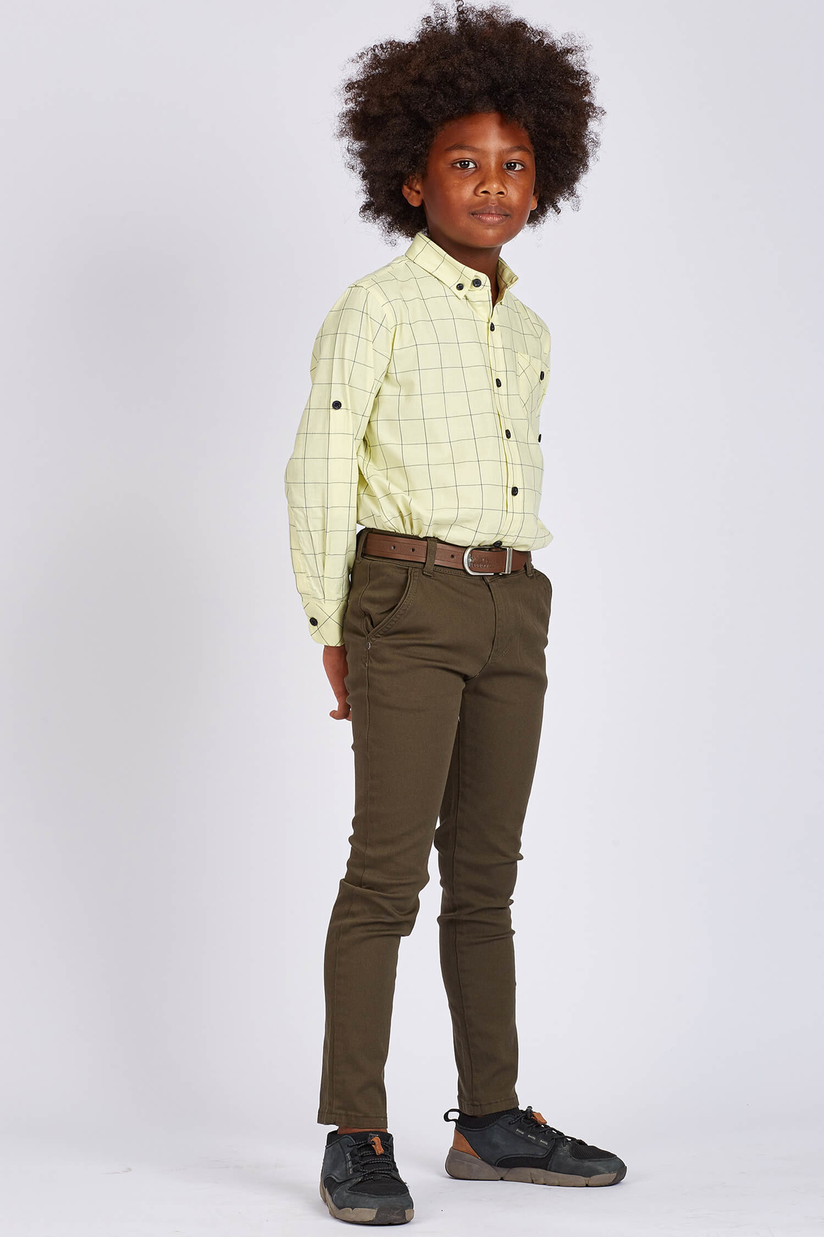 Pocket Khaki Pants