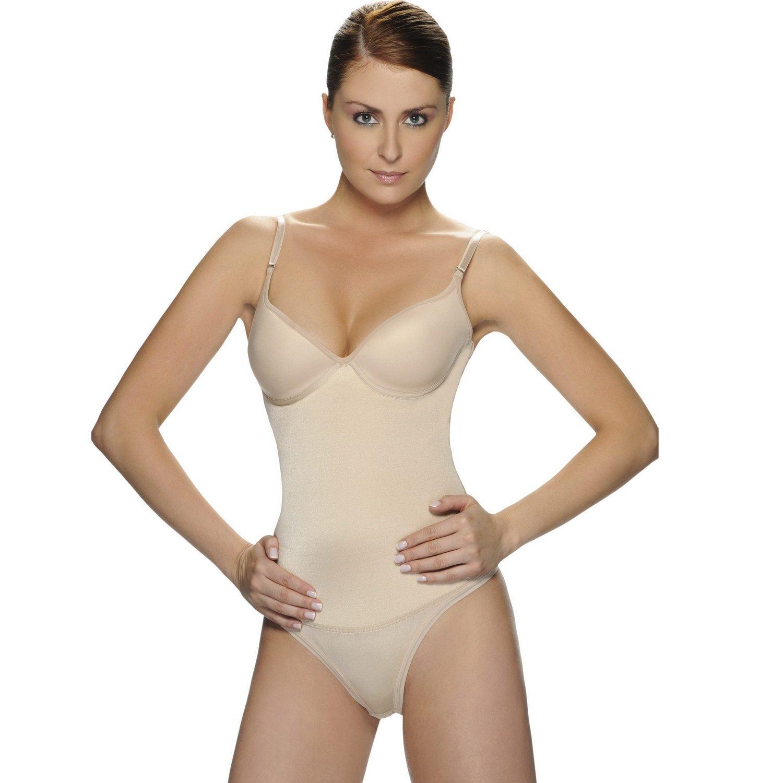 Women's Bra Detail Slimming Slip Corset