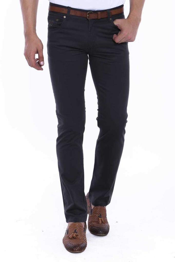 Men's Pocket Khaki Jeans