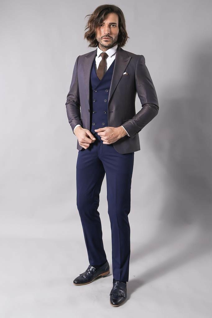 Men's Classic Formal Suit Set