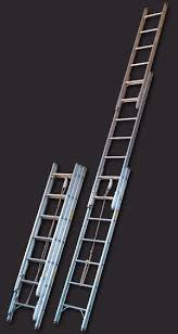 Fire Ladder (For Ceiling Height Over 4 Meters)