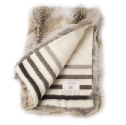 Fur Blanket (Single)