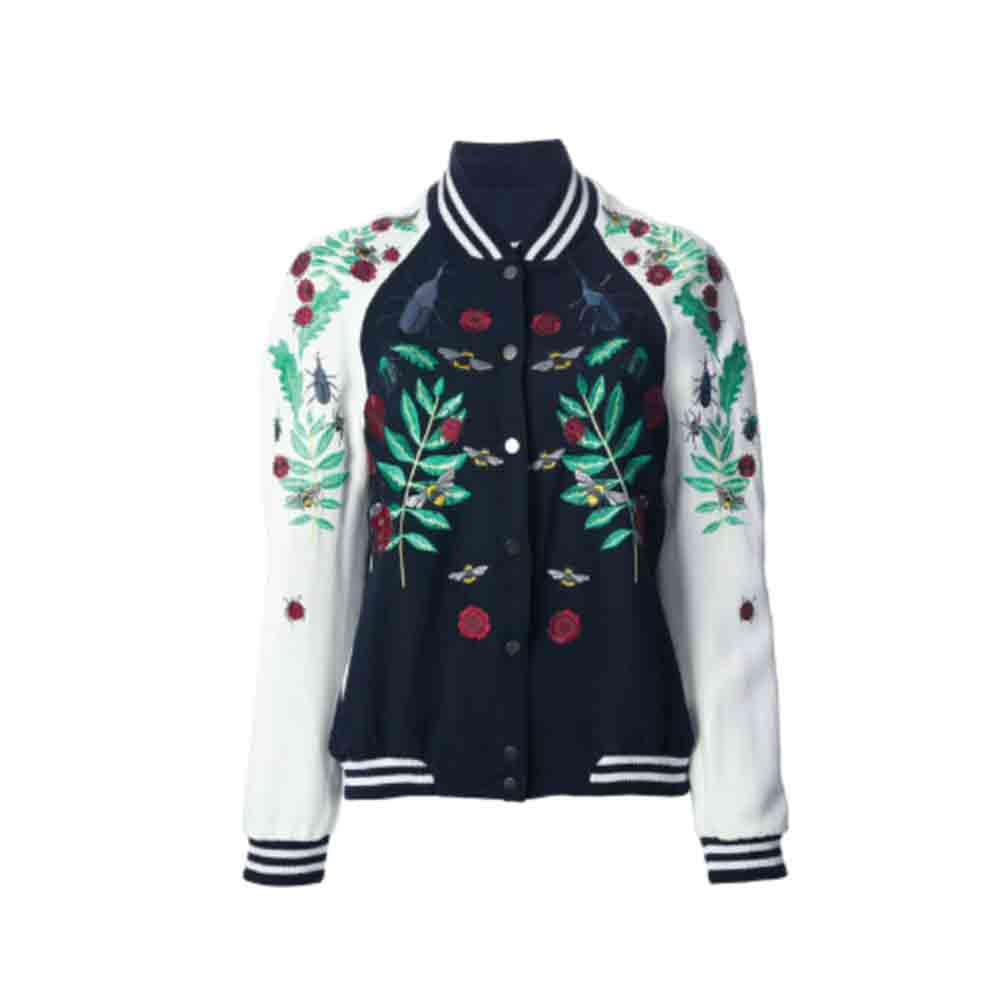 Jacket (Embroidery)