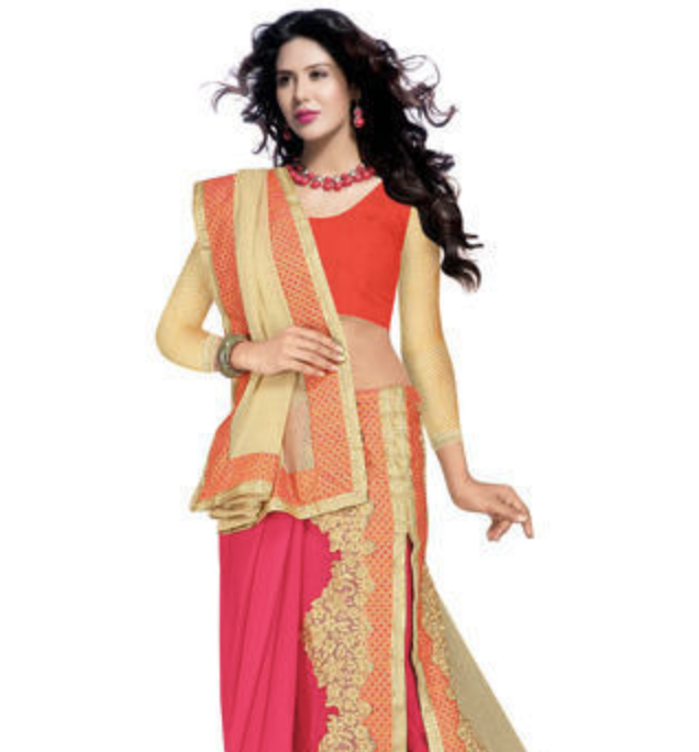 Saree (3-piece)