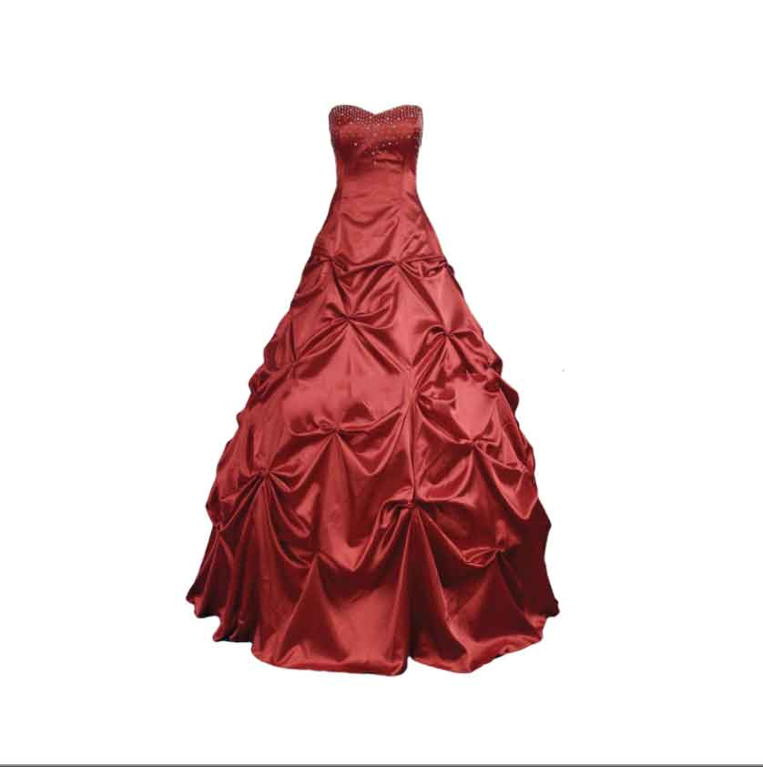 Evening Gown (Price may vary due to style, size, etc.)