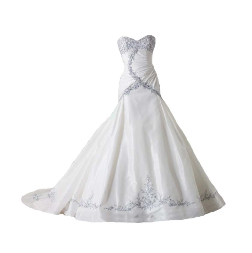 Wedding Gown (Price may vary due to size, style, etc.)