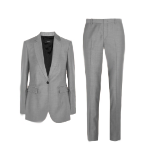SUIT(top and bottom)