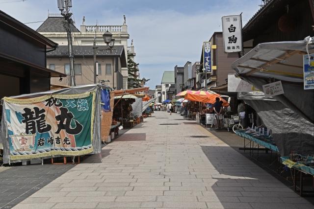 日本三大朝市