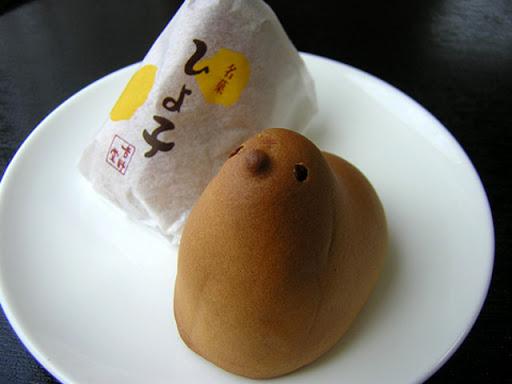 名菓ひよ子