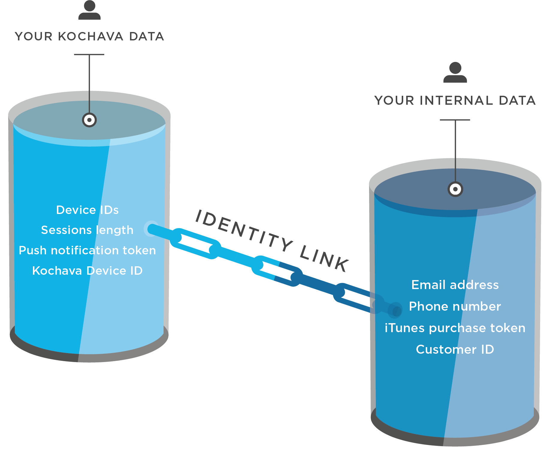 IdentityLink Mobile Au nce Management Platform