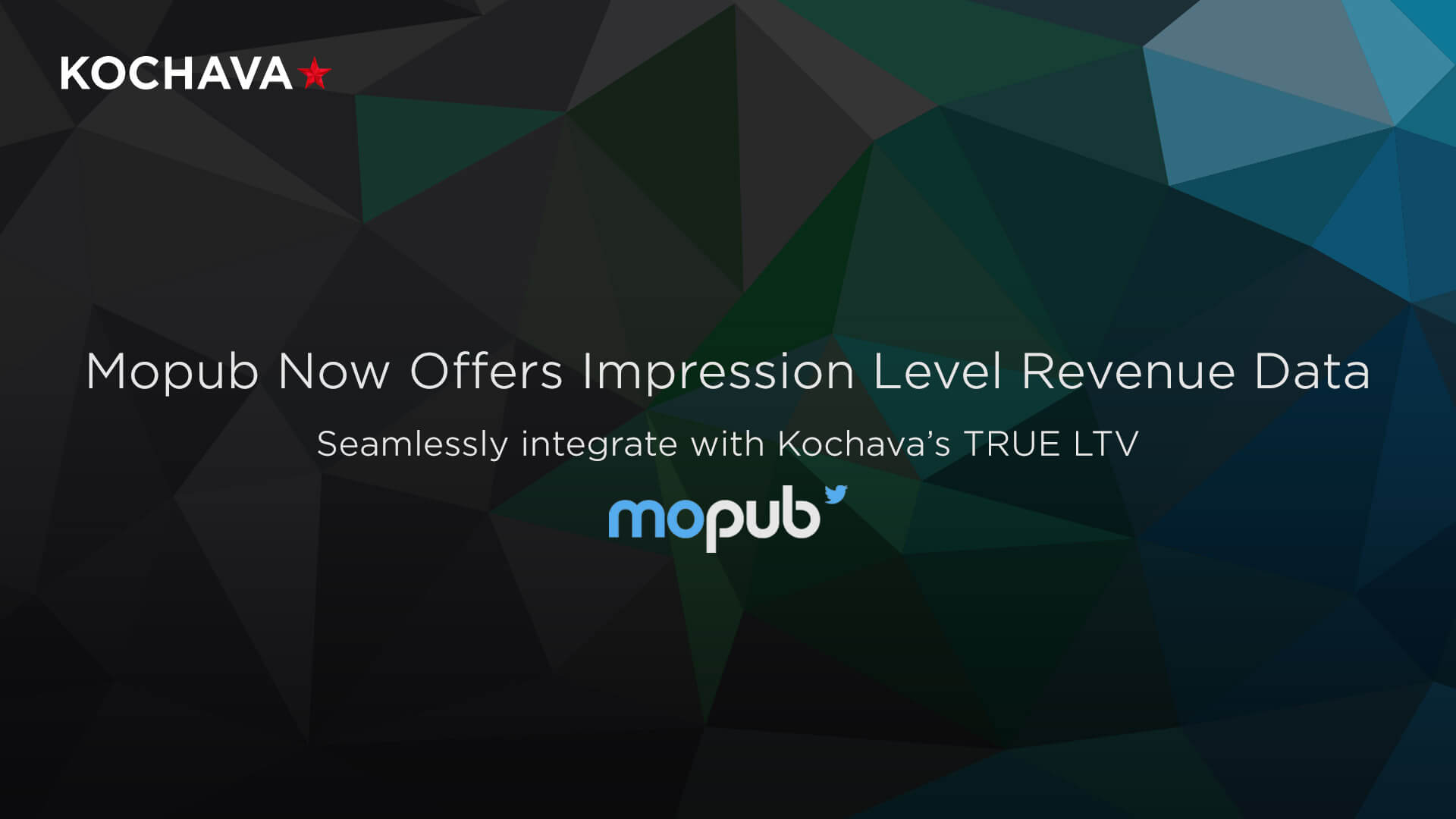 MoPub now offers impression level revenue data