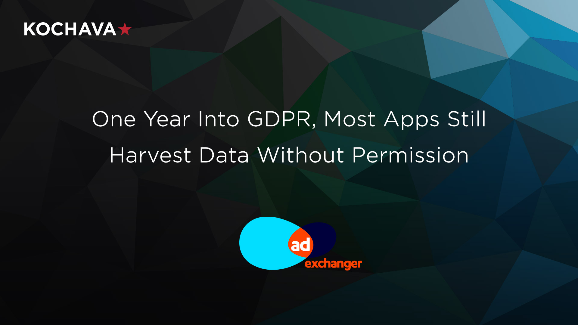 AdExchanger GDPR one year later