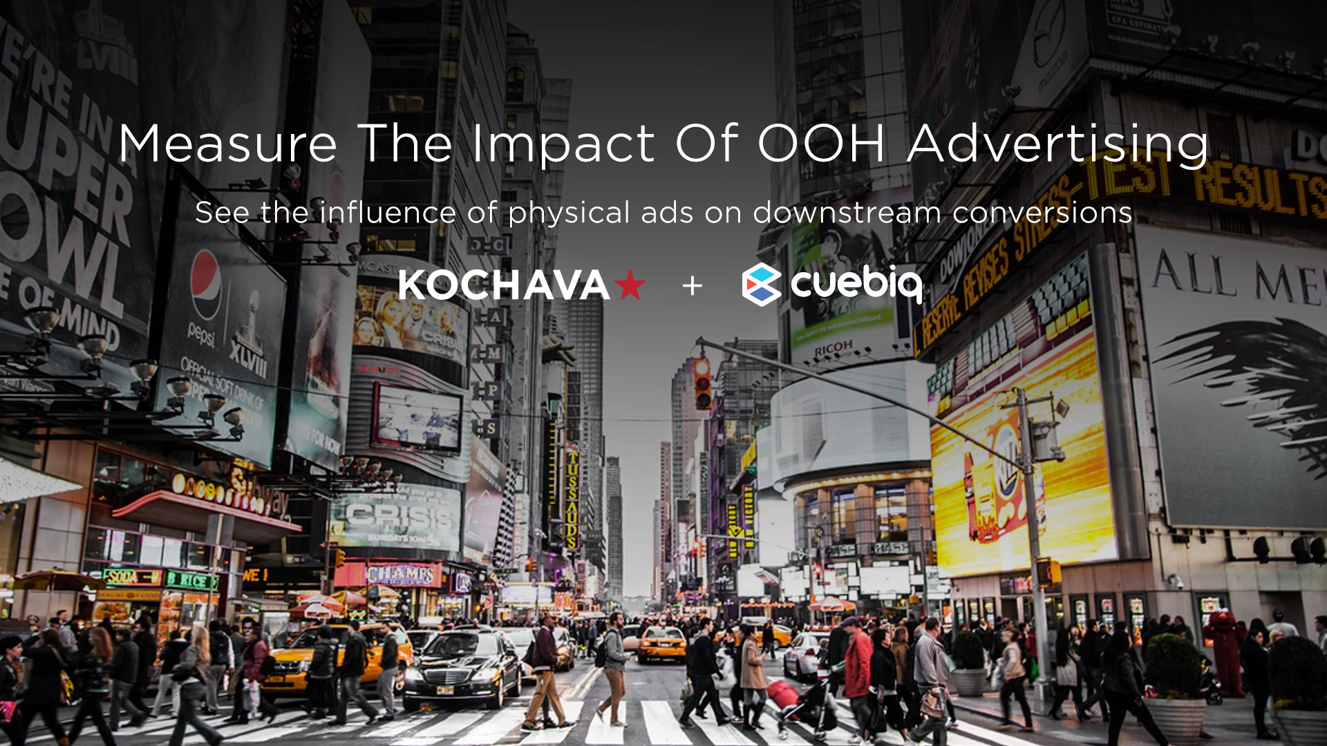 Kochava and Cuebiq partnership