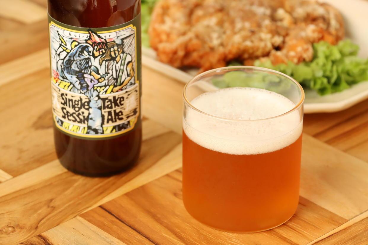 台湾風唐揚げジーパイスパイスとクラフトビールのセット-0