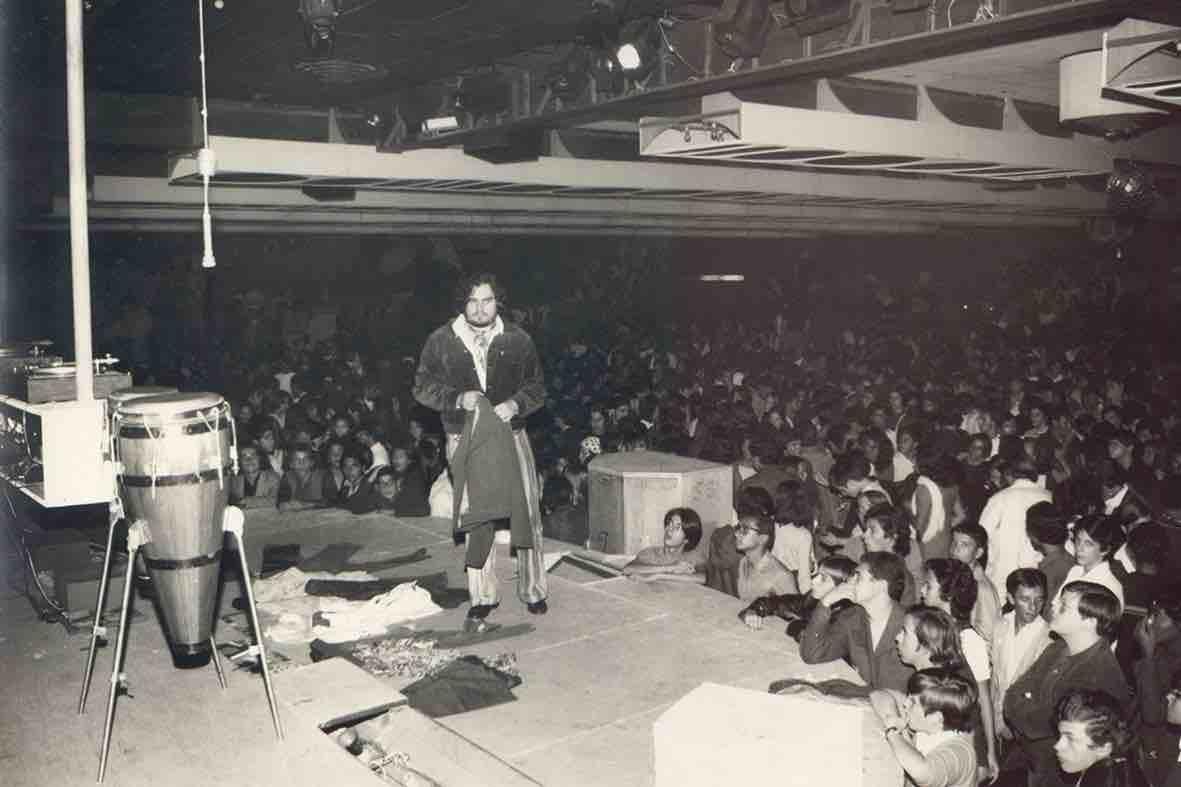 Live na sexta (31), lembra os 50 anos do 1º Baile da Pesada
