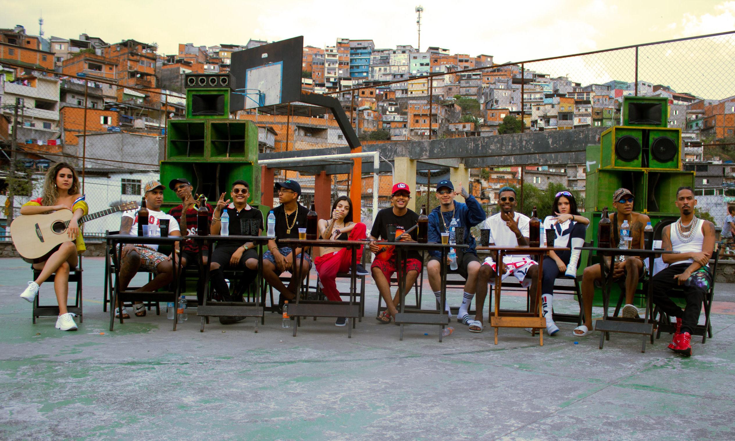 Love Acústico do DJ Totu é a versão do Poesia Acústica de São Paulo