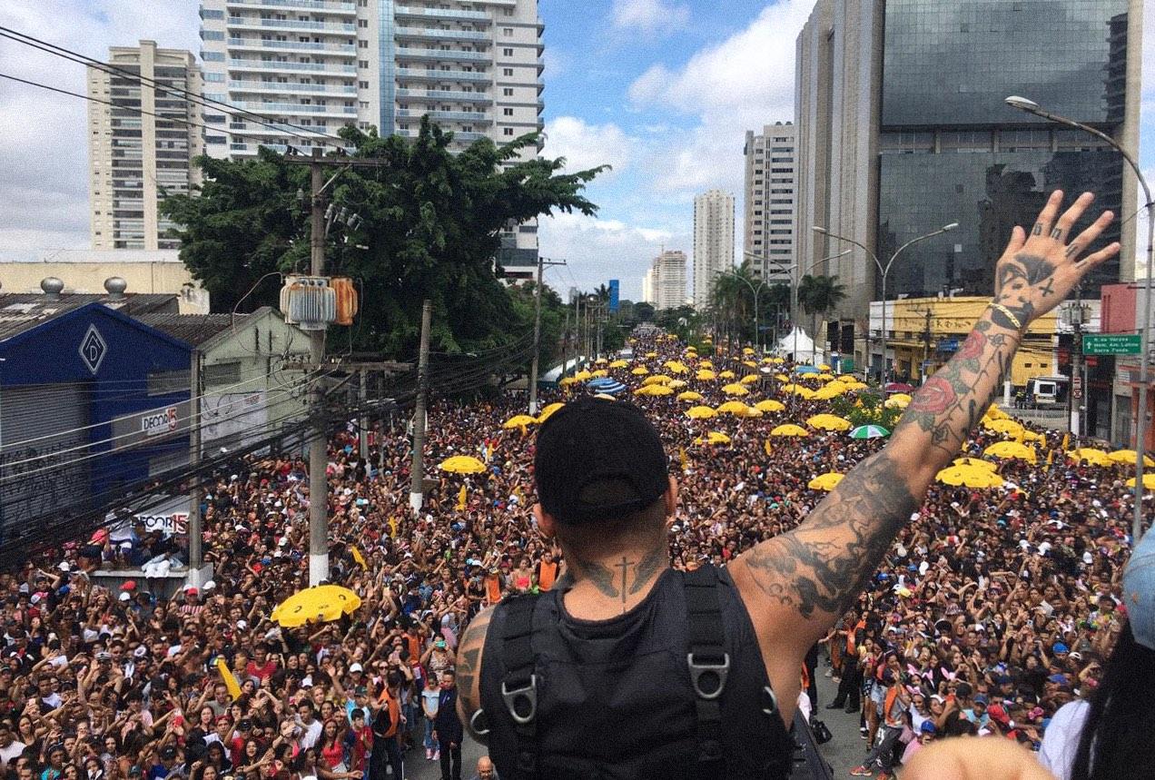 Carnaval de 2021 é adiado em São Paulo