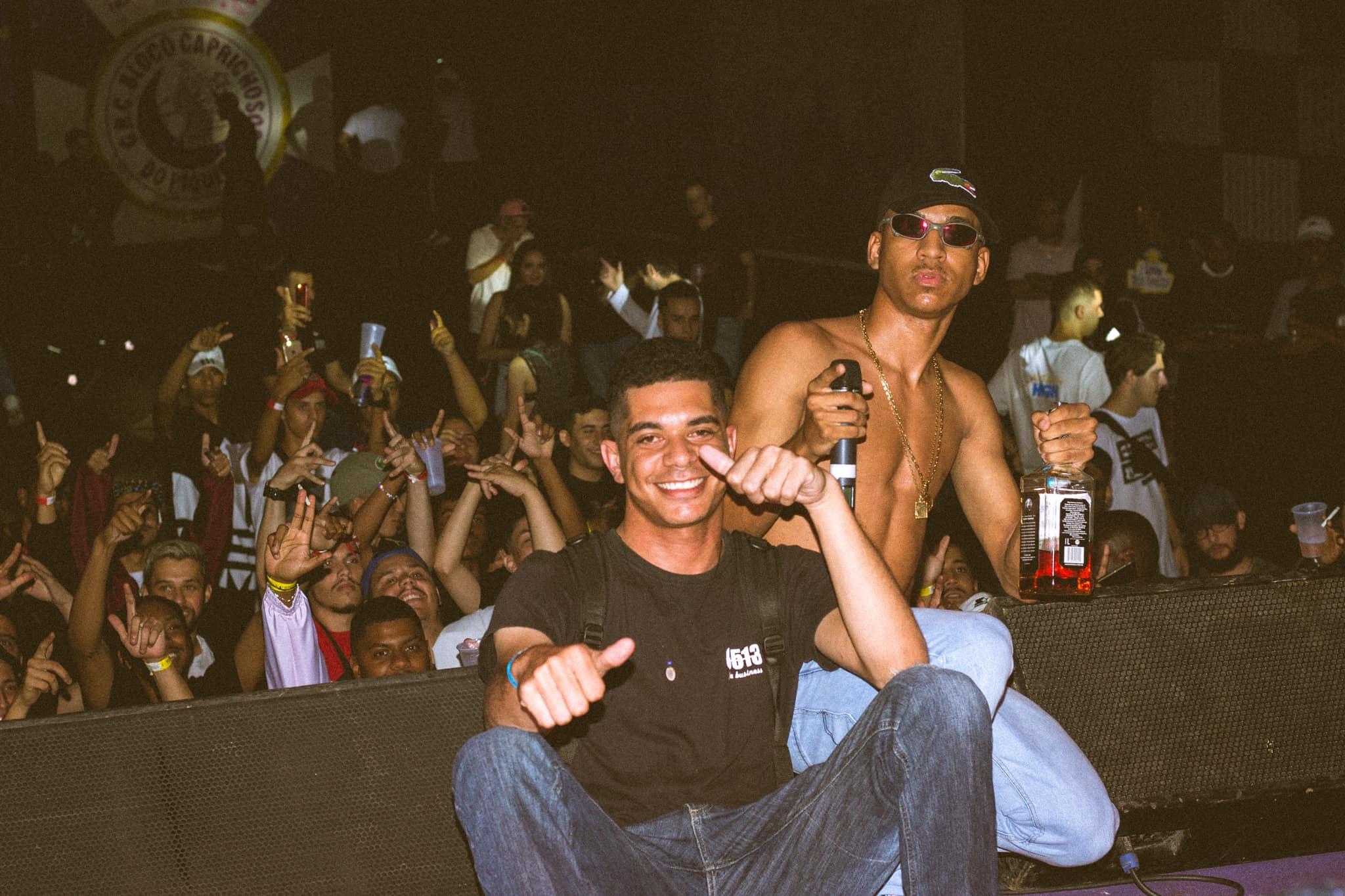 Da Baixada Santista, Mu540 e Kyan unem funk, rap e trap criando um som único