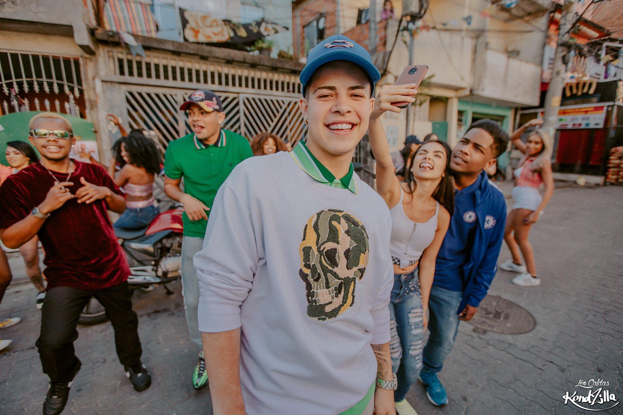 """MC Doni chega com videoclipe e EP com as músicas de """"Sintonia"""""""