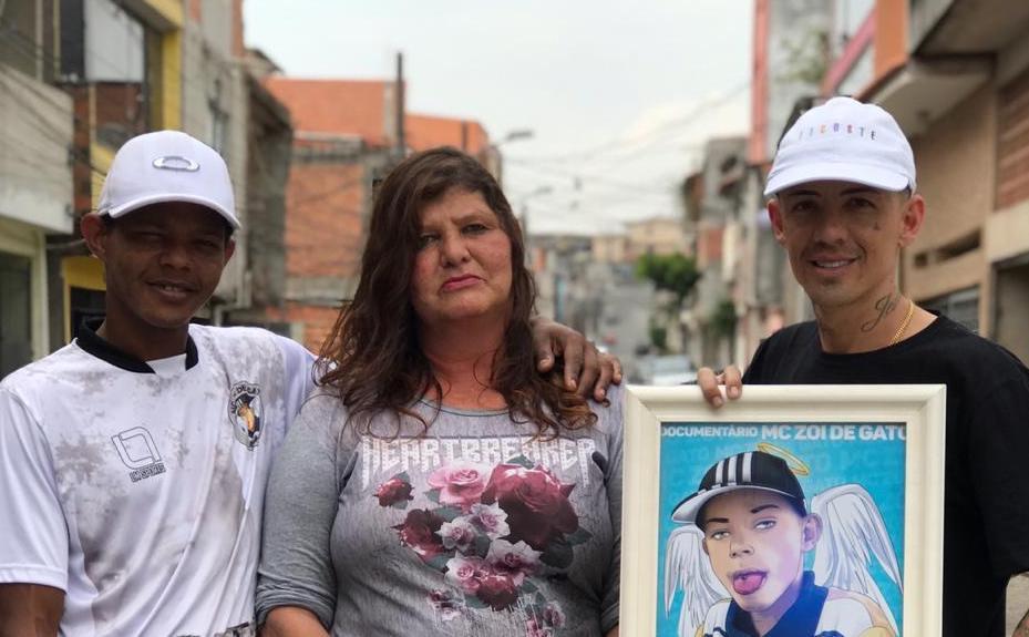 """MC Brankim regrava música """"Amor é Só de Mãe"""" em tributo ao eterno MC Zoi de Gato"""