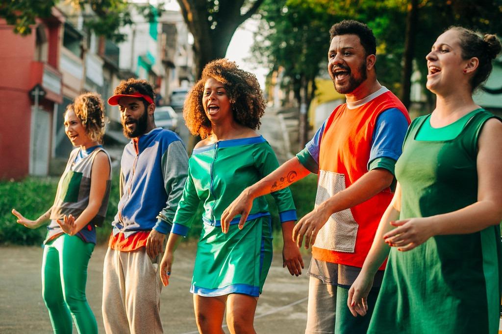 Grupo Rosas Periféricas participa de lives sobre teatro