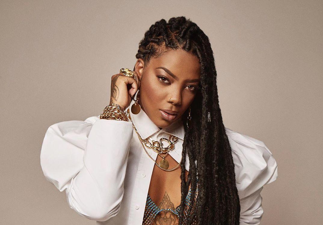 Ludmilla se torna a 1ª mulher negra da América Latina a bater 1 bilhão no Spotify
