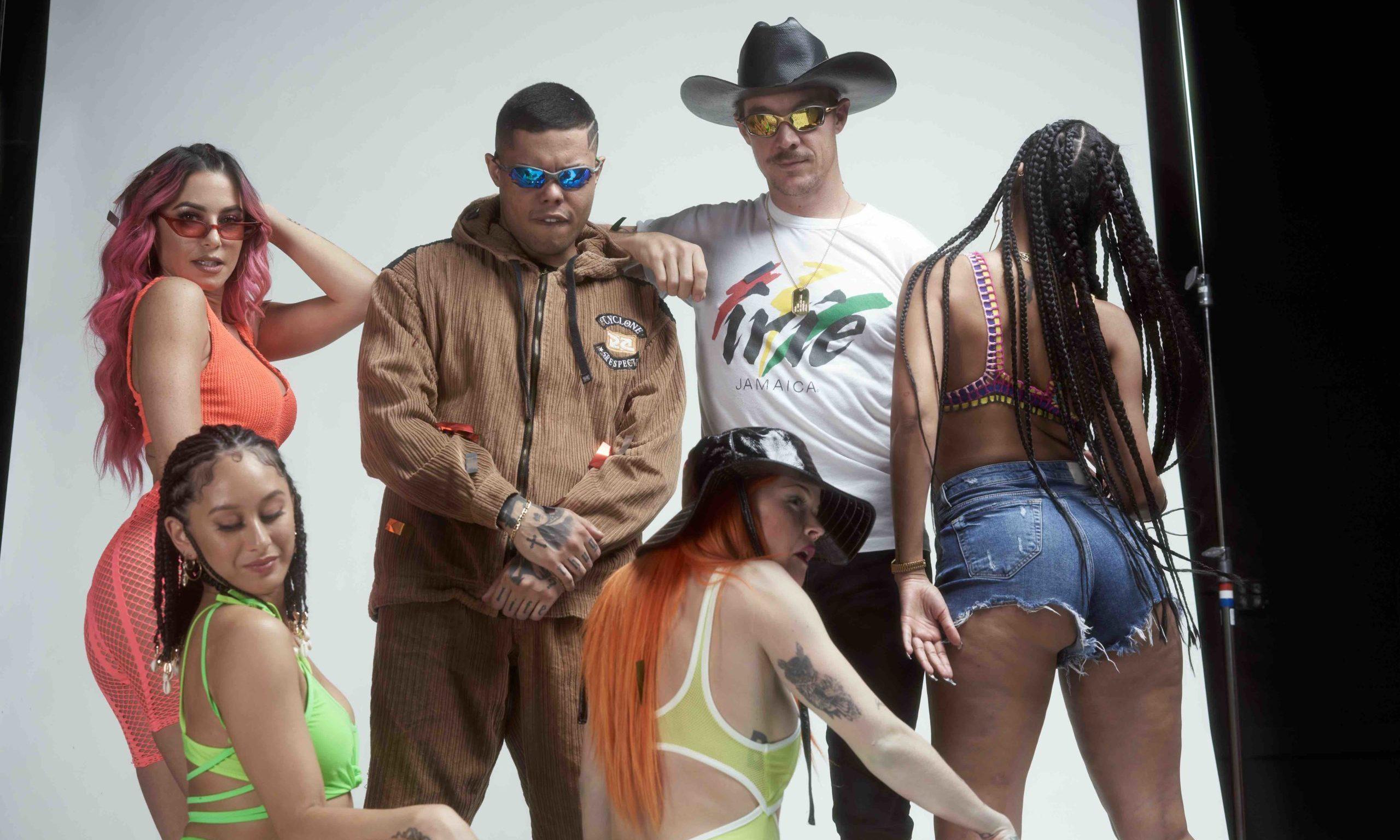 """""""Rave de Favela"""", de MC Lan, Anitta, Major Lazer e Beam, concorre ao Grammy Latino 2020"""