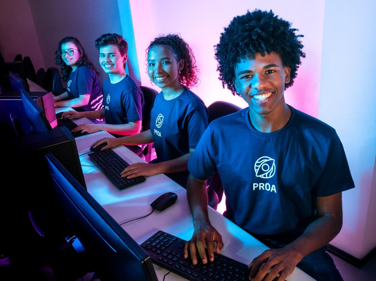 Instituto PROA abre 150 vagas gratuitas para curso profissionalizante na área de tecnologia