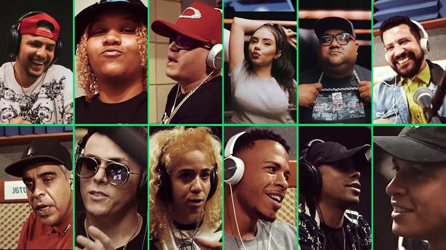 """KondZilla e Spotify lançam podcast """"No Passinho do Funk"""" com 12 convidados da cena"""