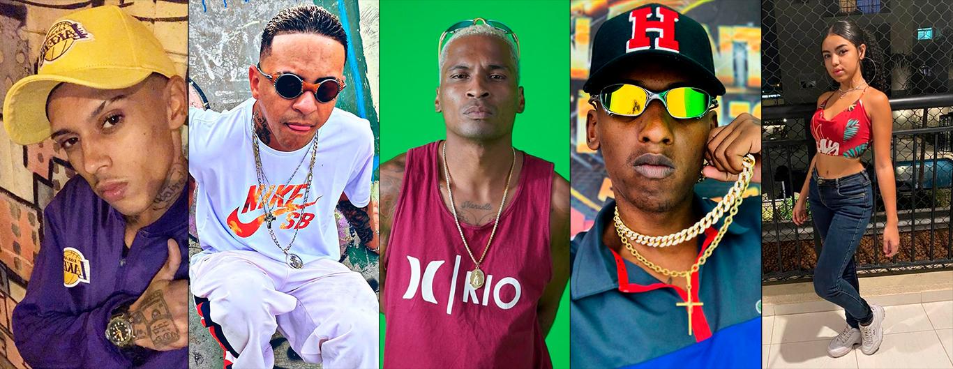 Encontro de MC's fecha parceria com a plataforma de vídeos curtos Zapee para potencializar artistas do funk