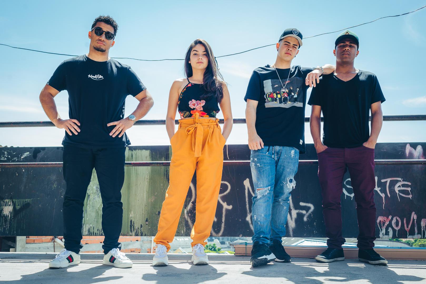 """""""Sintonia"""": segunda temporada da série já está sendo gravada"""