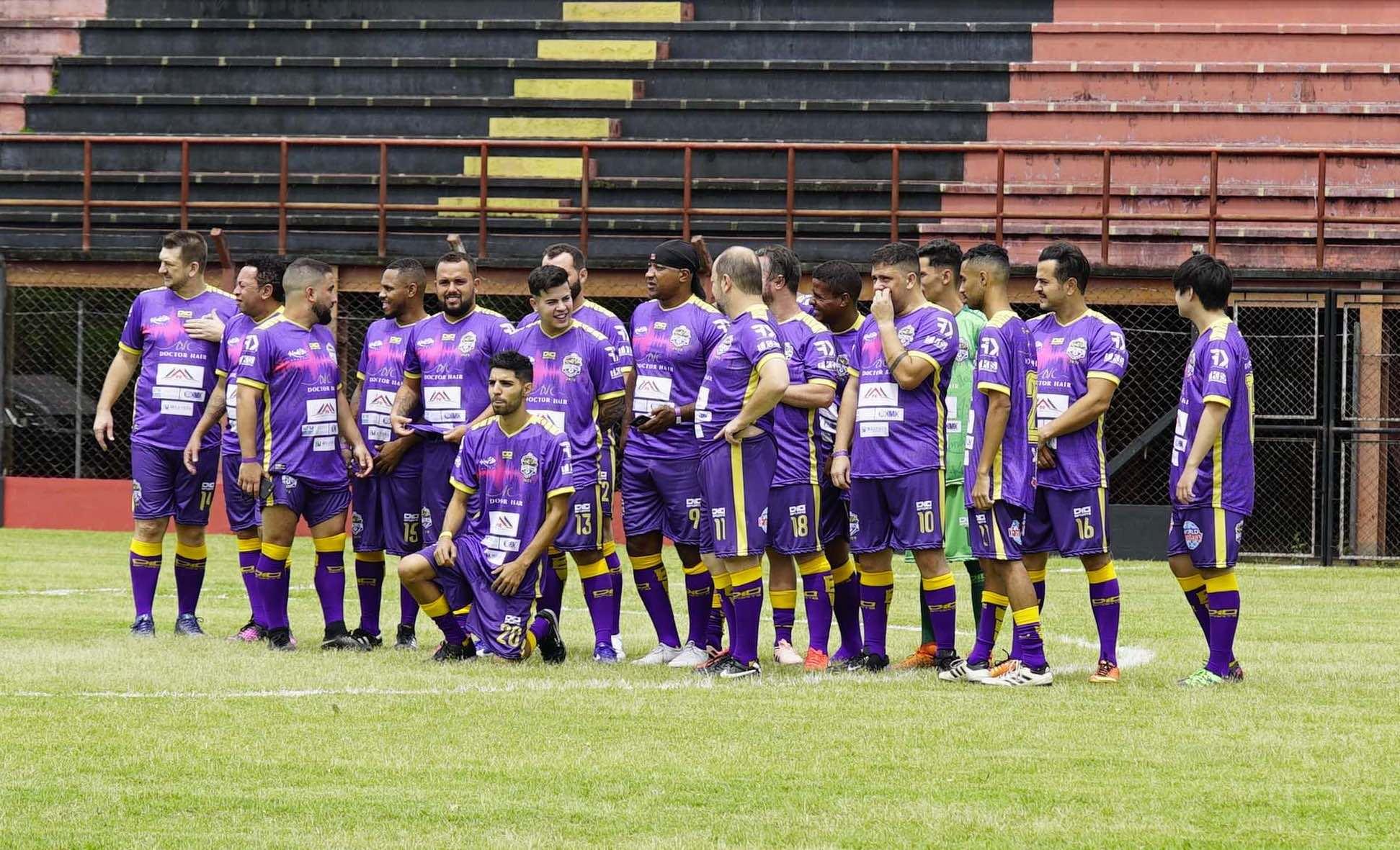 Time dos MCs vence por 4×3 no Futebol Beneficente da KondZilla com a CUFA