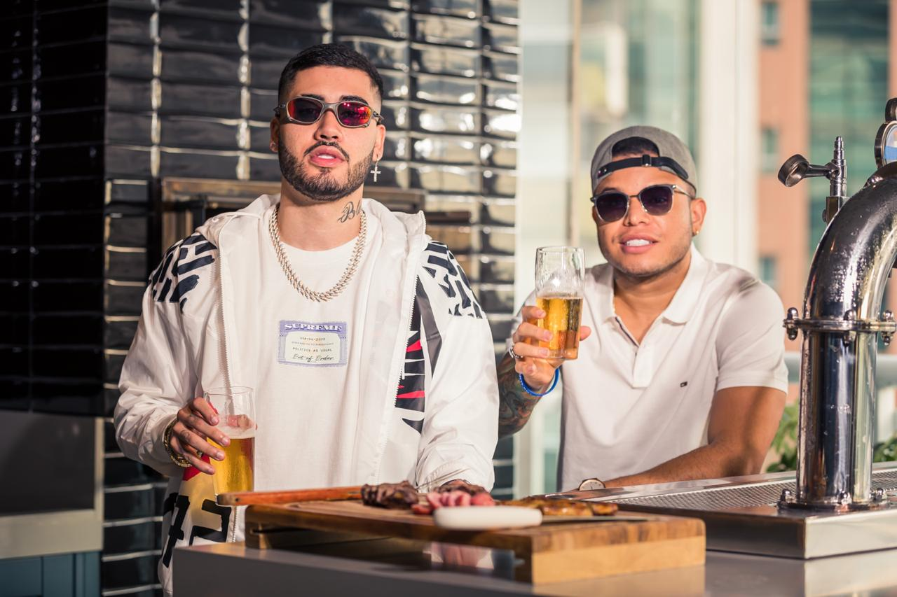 "Kevinho e Tierry unem forças no hit ""Bruninha"", novo single do moleque dos hits"