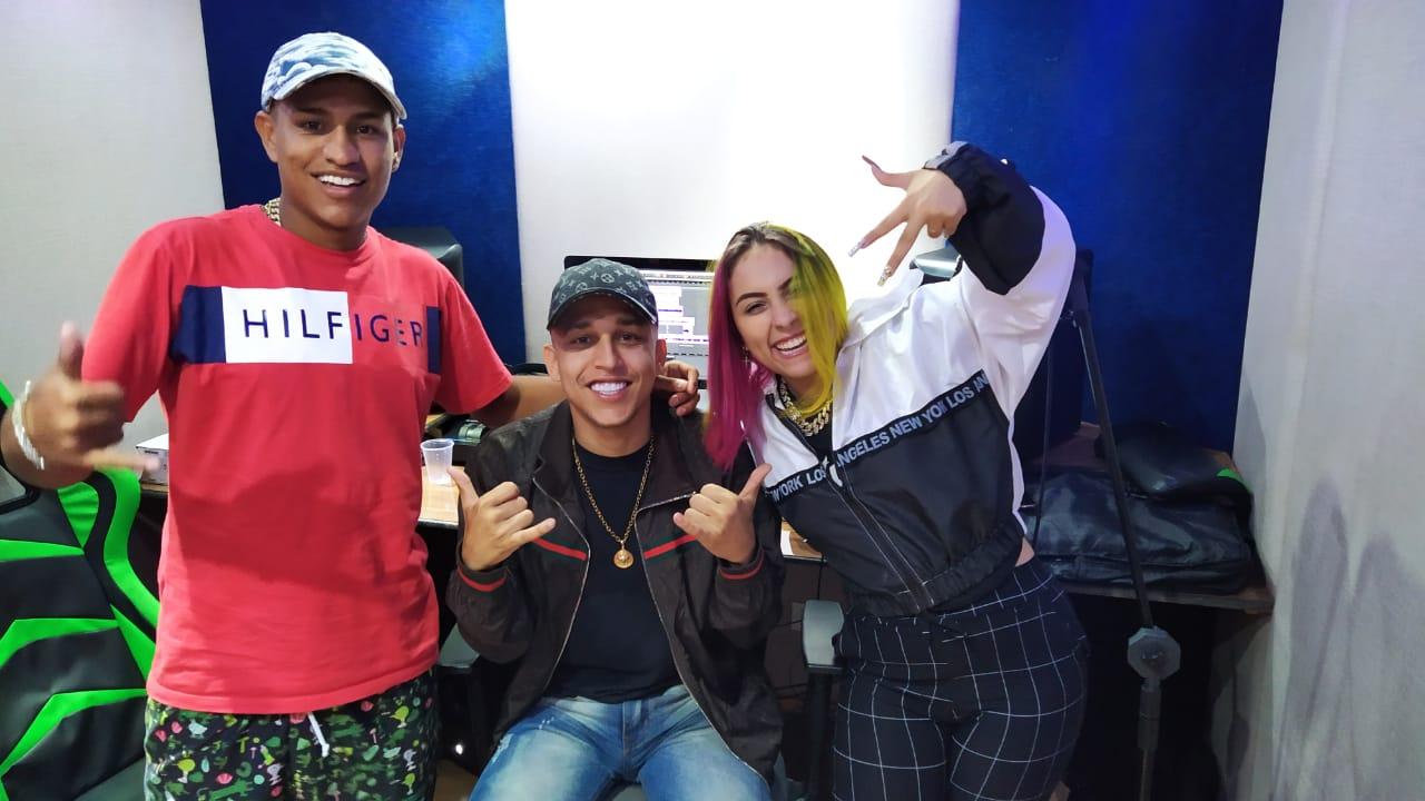 MC Lynne grava parceria com Nathan ZK e produção do DJ Loirin
