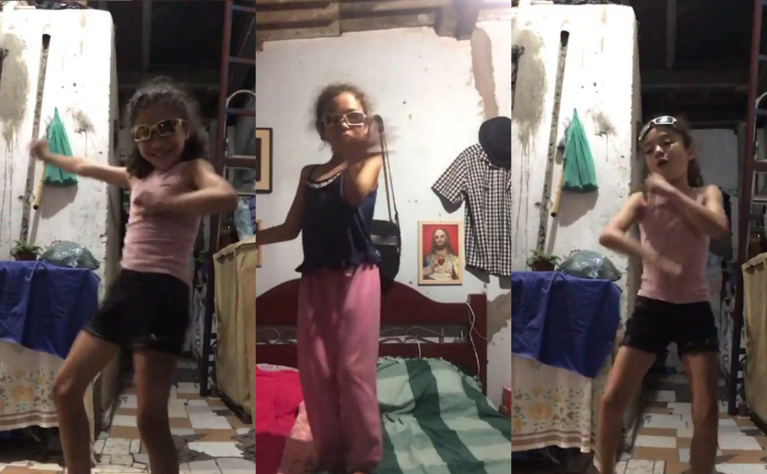 Conheça a Ana Clara, a pequena dançarina de funk do Instagram