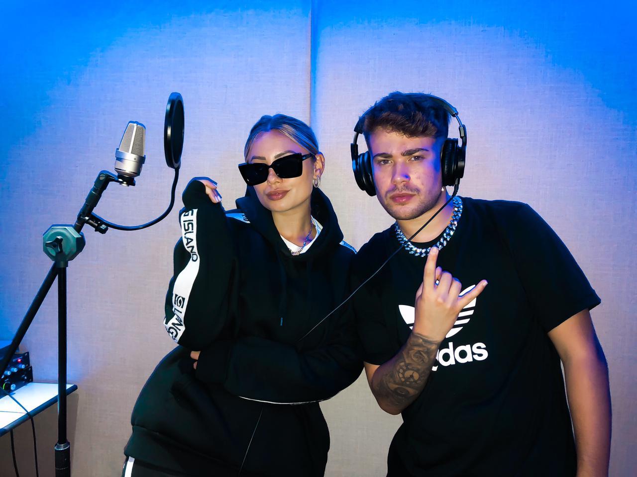 Flavia Gabê e Luis Mariz preparam música romântica