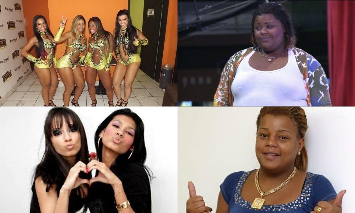 #TBT do Funk: Relembre as mulheres que fizeram história na Furacão 2000