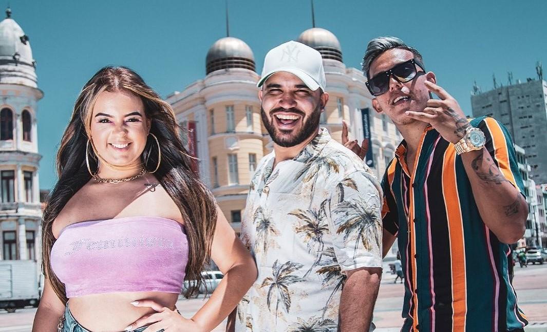 """Participantes do BBB 21 dançam o remix brega de """"Vem Me Satisfazer"""", do DJ Pernambuco com MC Ingryd e MC Elvis"""