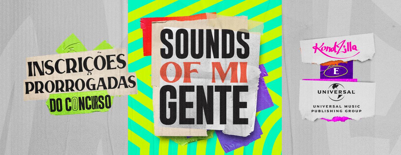 """KondZilla e Universal Music Publishing estendem concurso para achar o designer ideal para o projeto """"Sounds of Mi Gente"""""""