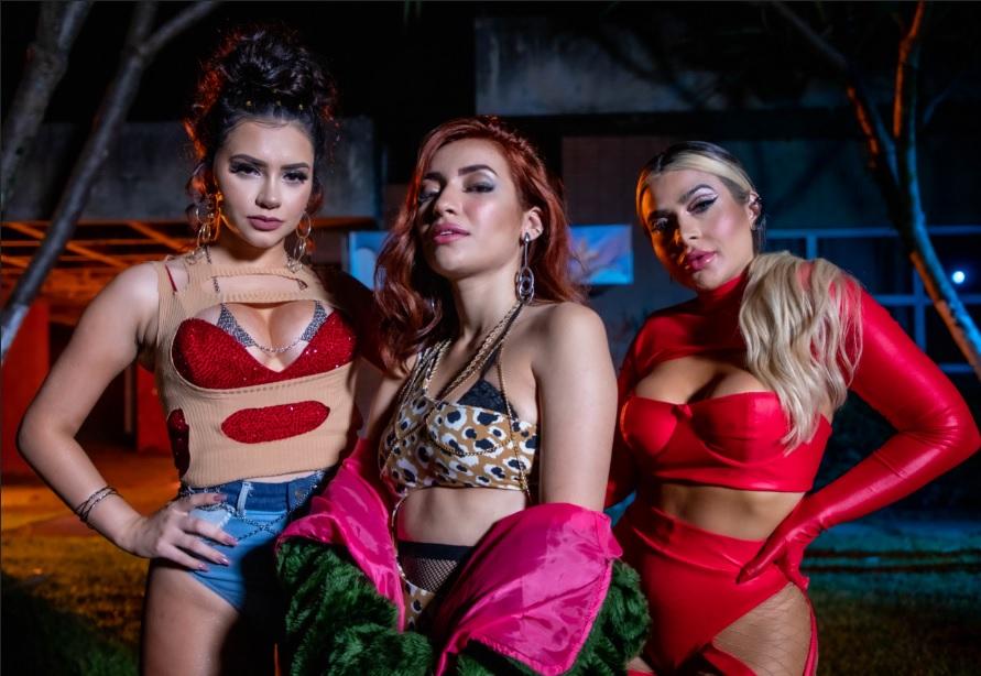 """Dani Russo, Mila e Tainá Costa apostam em brega-funk no lançamento """"Overdose de Bumbum"""""""