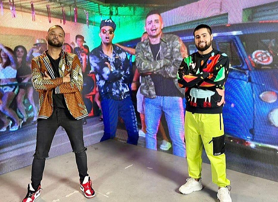 10 anos de KondZilla: gravação reúne MCs Nego Blue, Zaac, Jerry, João, Crash, Fioti e G15