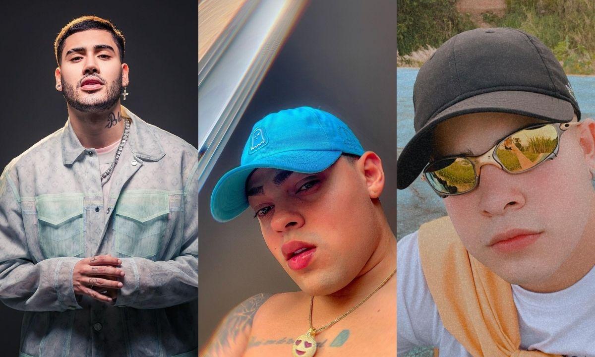 Kevinho, M10 e Jottape popularizam o funk no TikTok com hits bombados