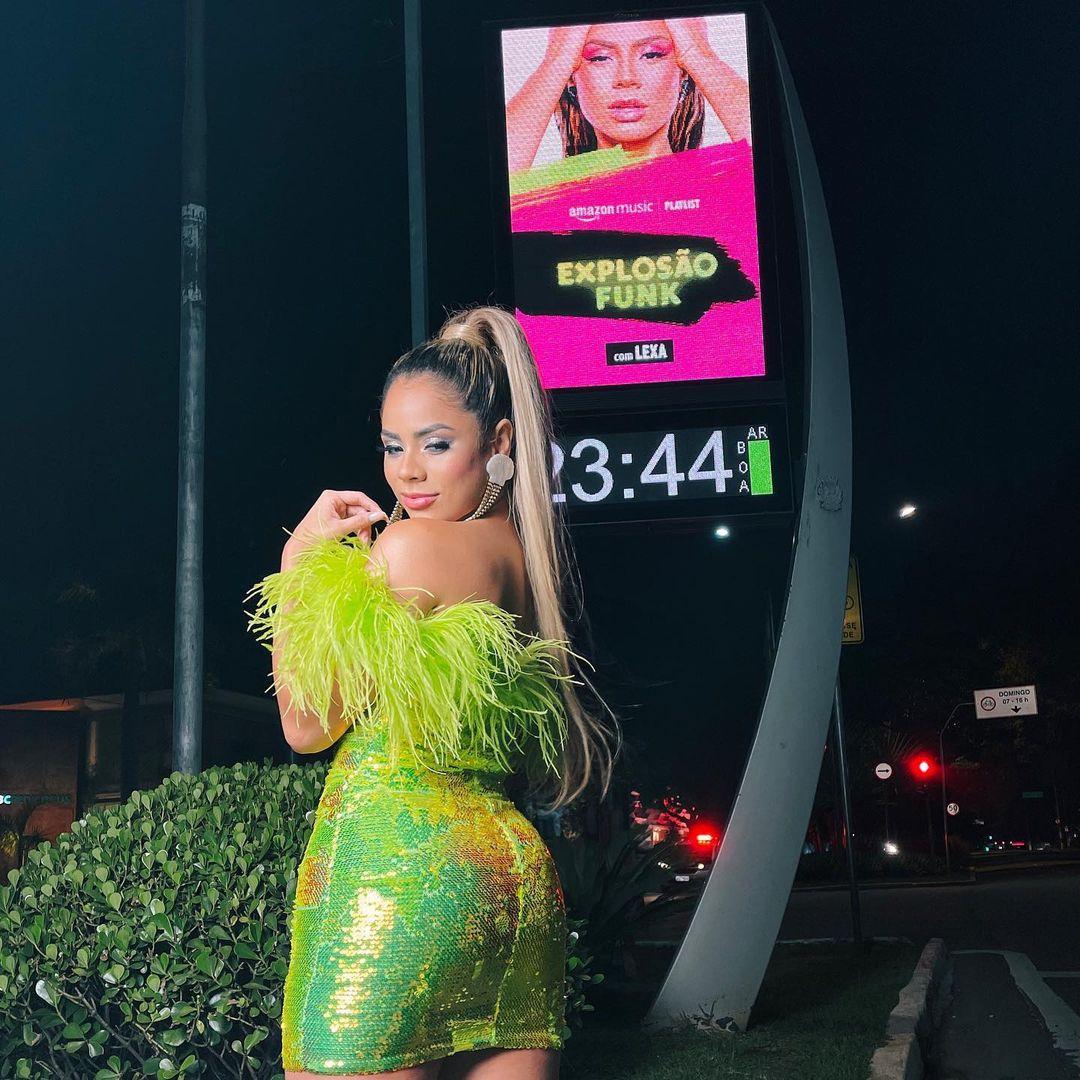 Lexa participa de campanha da Amazon Music Brasil que dá destaque ao funk