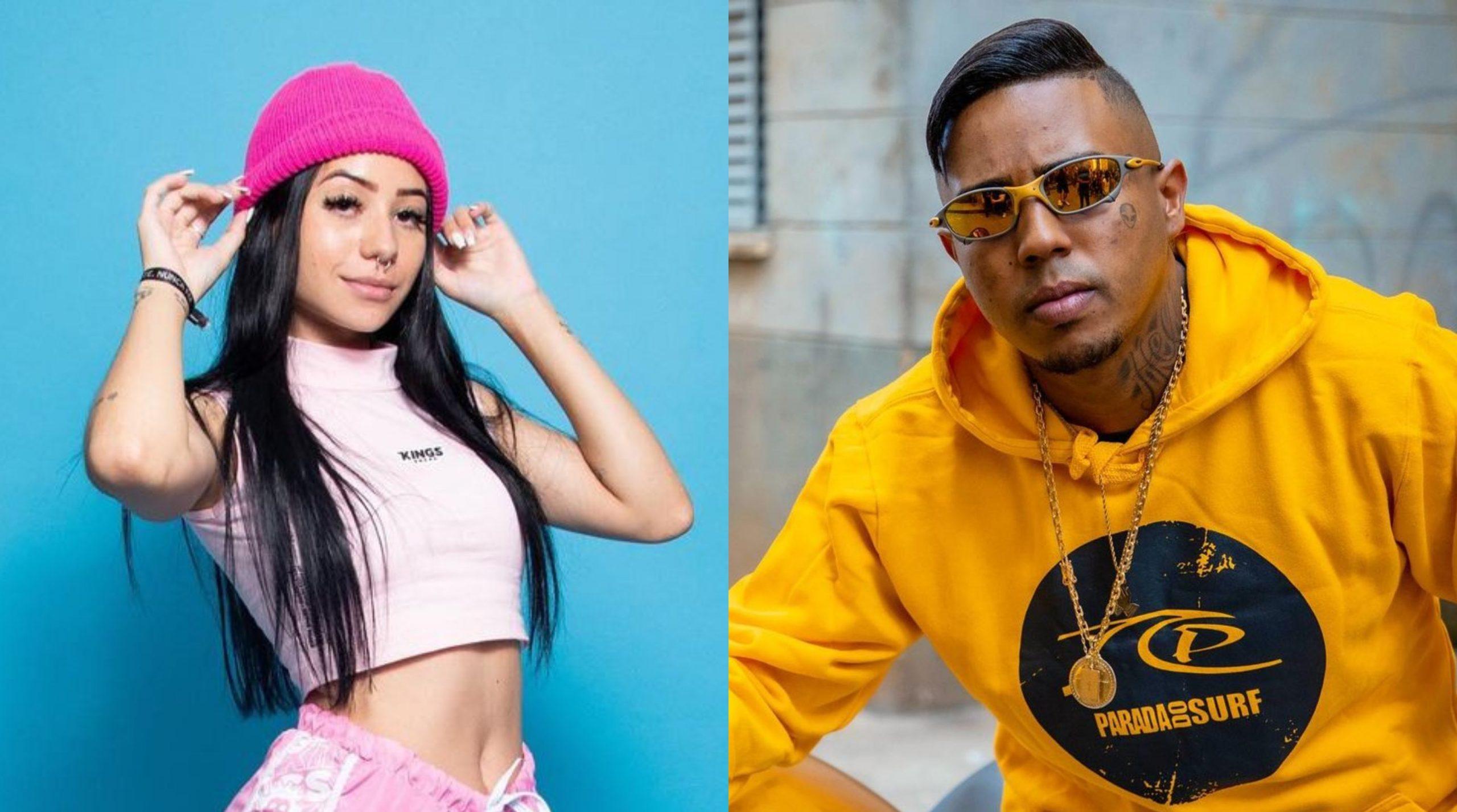 MC DR e Luciana Dadi lançam videoclipe gravado na Mansão Maromba