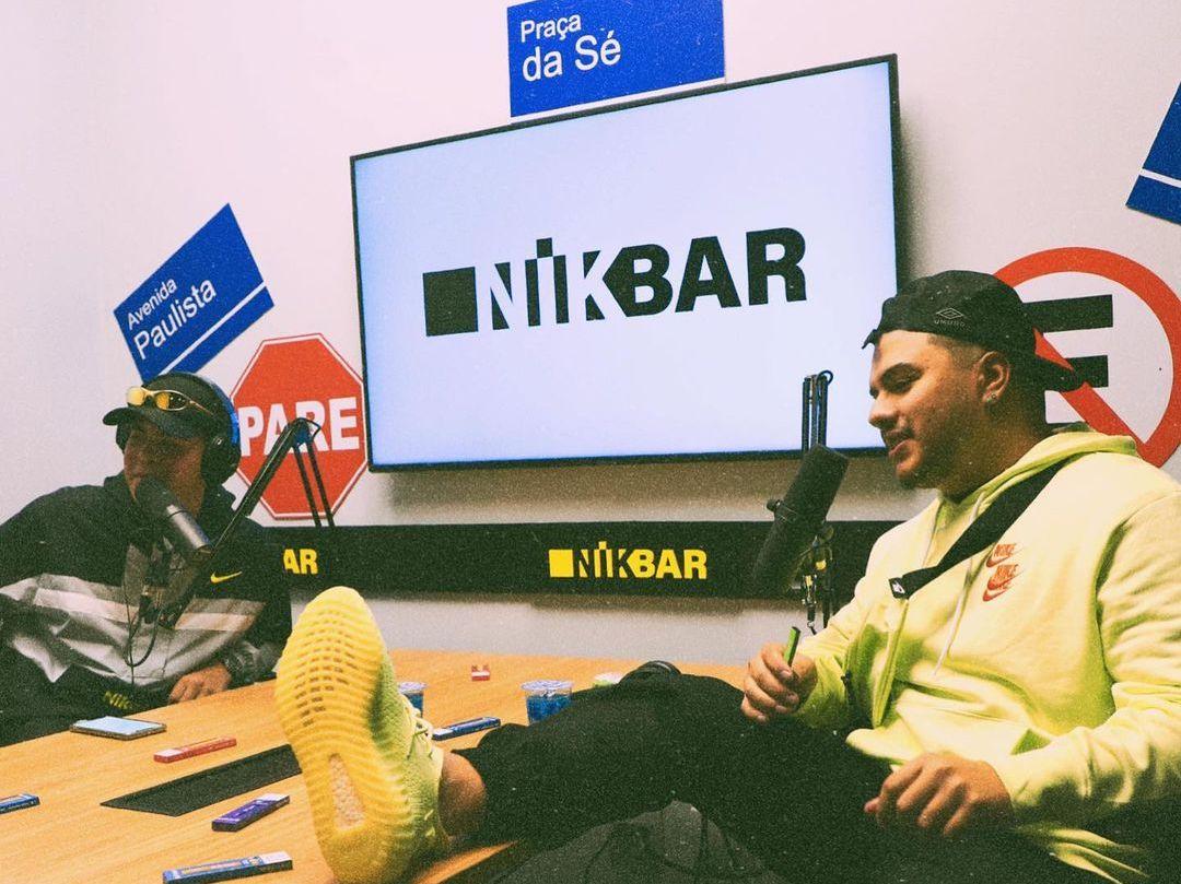 011 Podcast: Jottapê e MC M10 estreiam podcast com Mitico como primeiro convidado