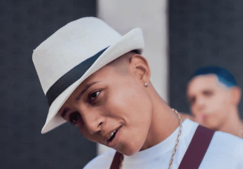 """Dono das músicas """"Eu Catuquei"""" e """"Ô Moça"""", MC Zaquin é o novo rosto do funk de BH"""