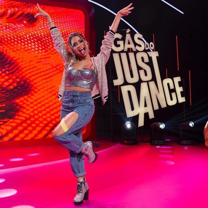 """Lexa estreia como apresentadora em """"No Gás do Just Dance"""", reality show de dança no Multishow"""