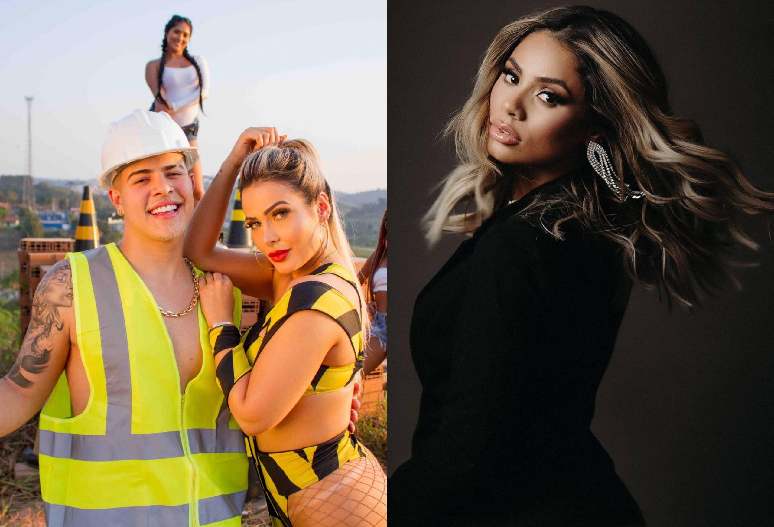 """""""Nem Guindaste"""", de Jottapê e Mila, concorre como melhor coreografia no Prêmio Rádio Globo Quem 2021"""